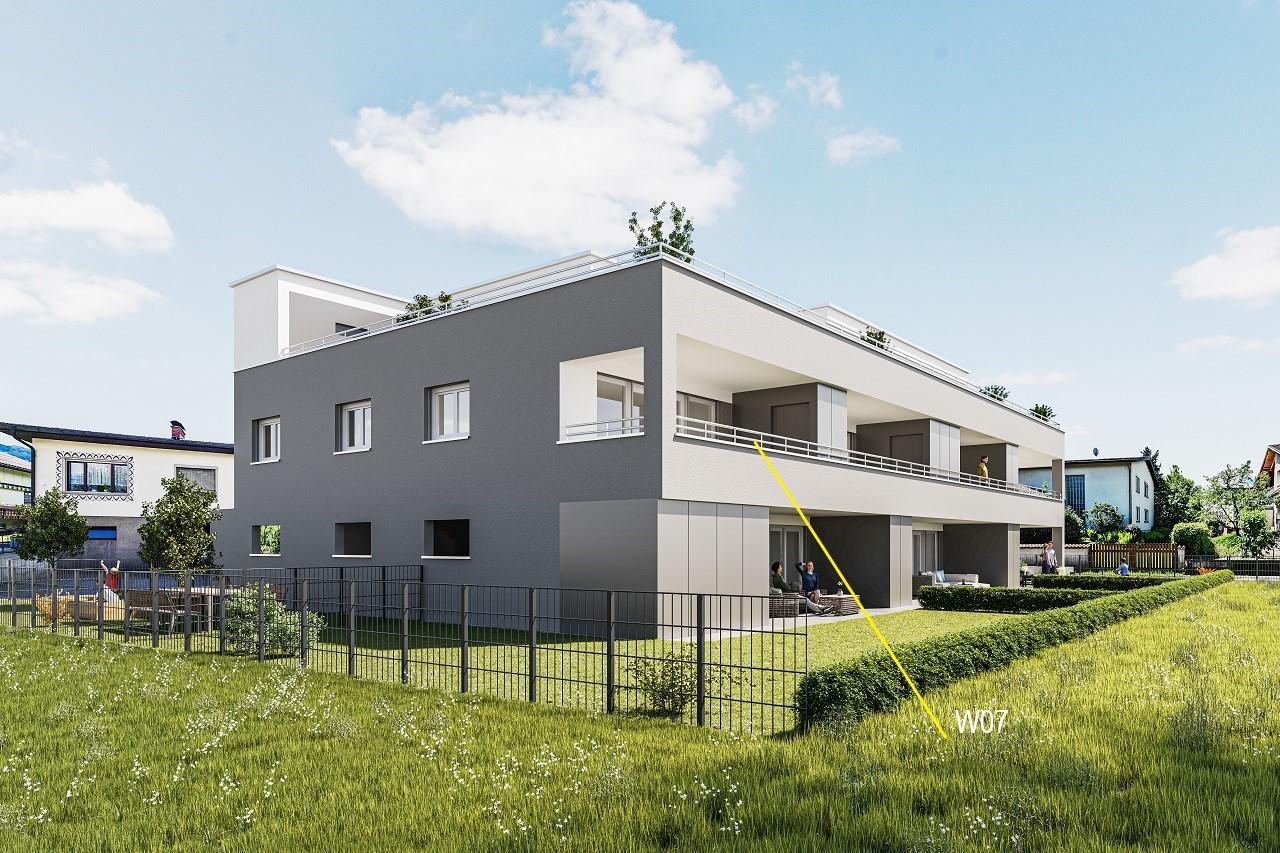 Terrassenwohnung W07