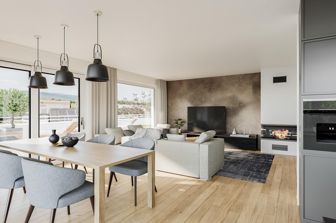 Penthouse Innen